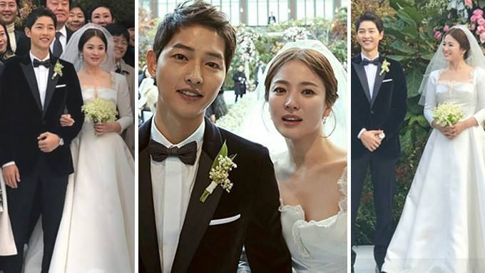 Image result for yeong bin gwan song joong ki wedding