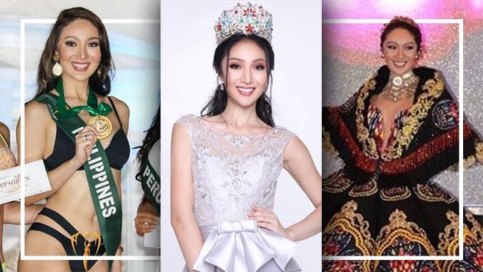 Philippines' Karen Ibasco leads Miss Earth 2017 medal tally