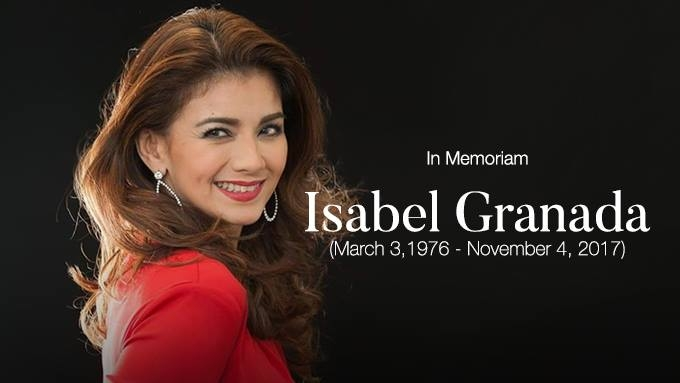 Isabel Granada (1976?017) nude photos 2019