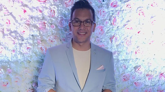 Franco Laurel excited to meet Baby Lucia