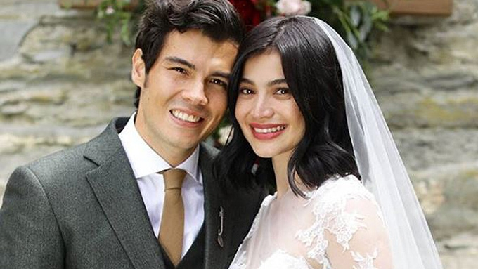 The wedding album of Anne Curtis and Erwan Heussaff