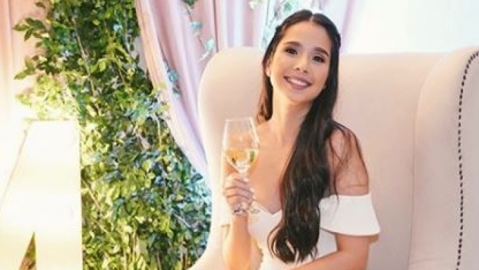 Maxene Magalona feted with