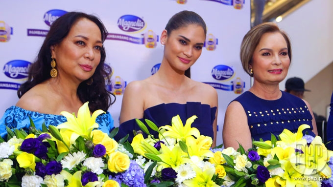 Margie and Pia give Miss Universe bet Rachel honest advice