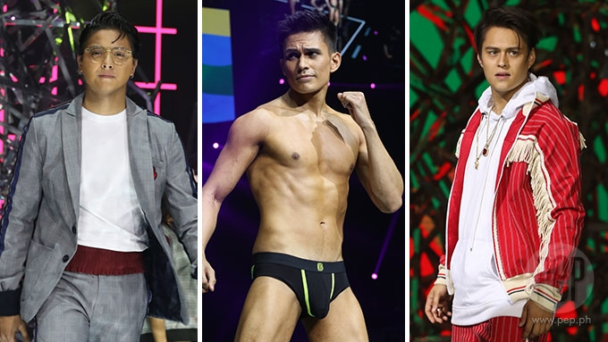 All the hunks at <em>Bench Under The Stars f</em>ashion show