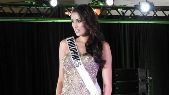 Rachel Peters stuns at Miss Universe 2017 preliminaries