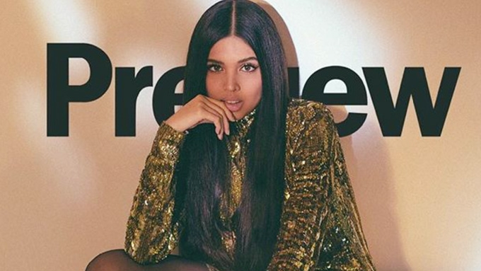 Which photo of Maine Mendoza is your pick for <em>Preview </em>cover