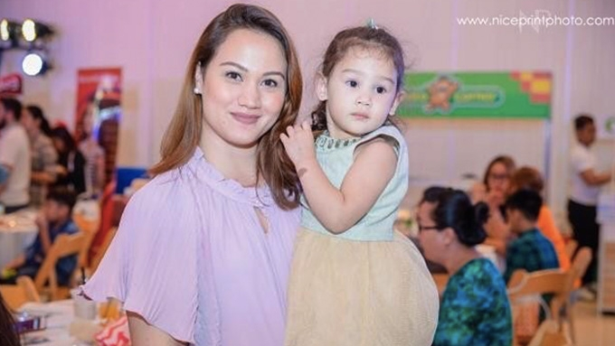 Melissa Ricks has let go of all luho since she became a mom