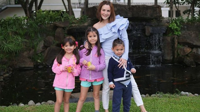 Cheska Kramer to busy parents: Be your kid's #1 mentor