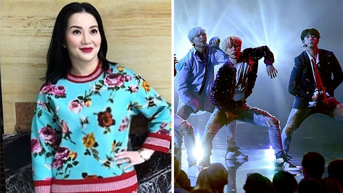The Gucci jacket Kris Aquino is currently obsessed with