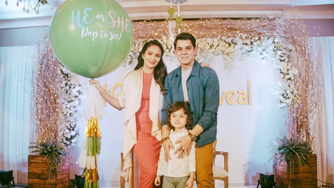 Richard Gutierrez talks about Sarah Lahbati's paglilihi