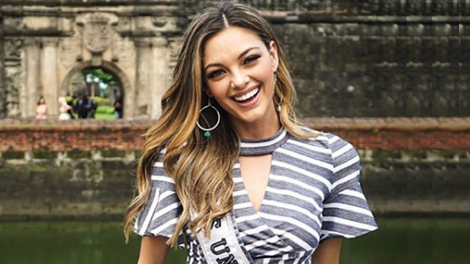 Demi-Leigh Nel-Peters awed by Pinoy holiday spirit