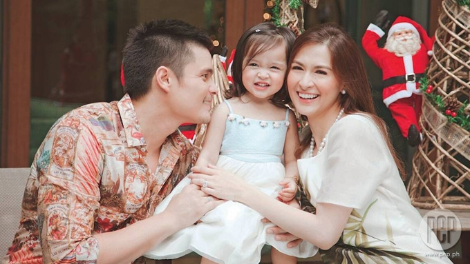 Dingdong and Marian Dantes talk about raising Zia