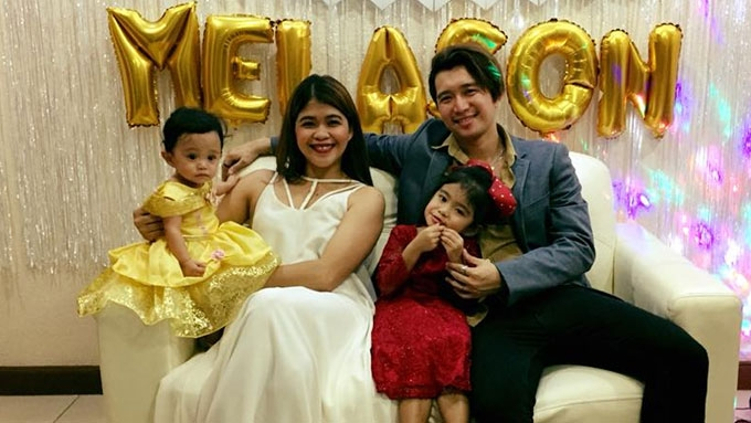 MelaSon marks 4th anniversary a la Star Magic Ball