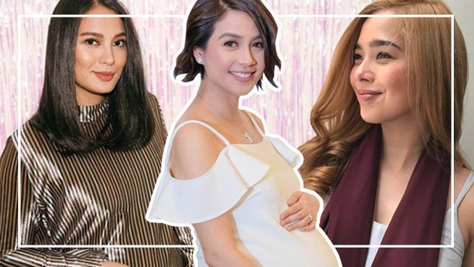 Clever ways celeb soon-to-be mamas announce their big news