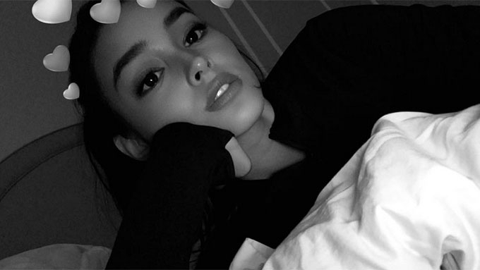 Is that you, Ariana Grande? Oh, it's Liza Soberano!