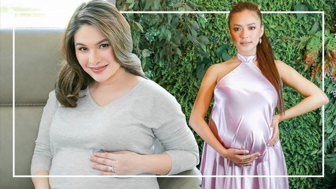 First-time celeb moms discover joys of motherhood