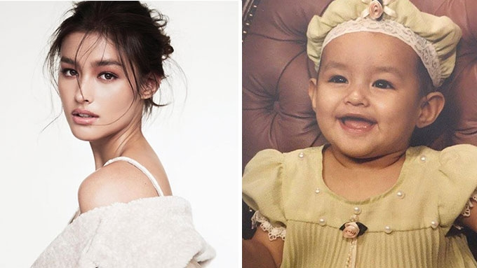 LOOK: Liza Soberano's adorable childhood photos