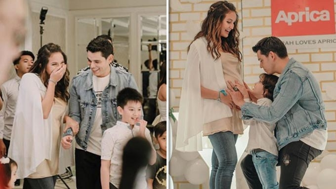 Sarah Lahbati, Richard Gutierrez to call their baby