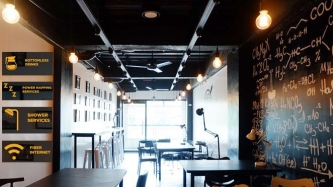 This new co-working space on Maginhawa serves unli beverages