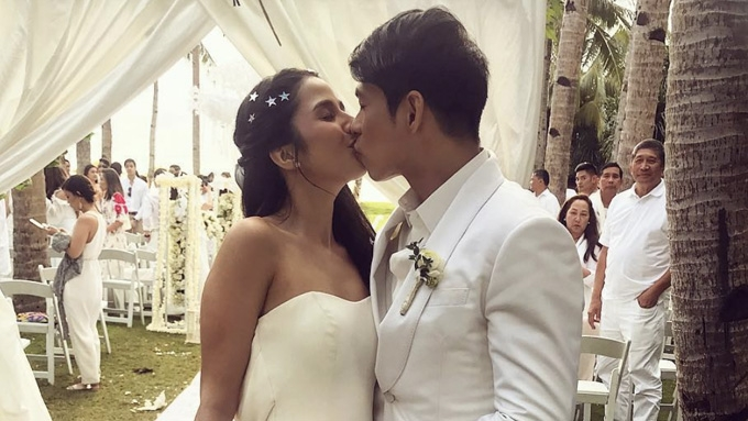 Maxene Magalona and Rob Mananquil's vows leave us in tears
