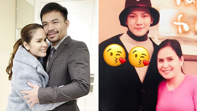 Confirmed: Jinkee Pacquiao meets Ji Chang Wook in South