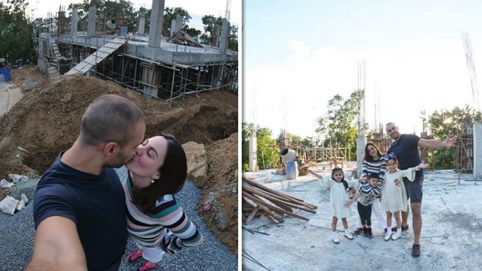 Team Kramer is building a new home