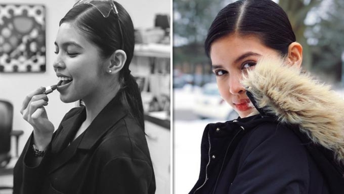 Maine Mendoza creates her own lipstick shade for MAC