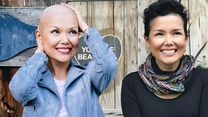 Jaymee Joaquin and her life after cancer