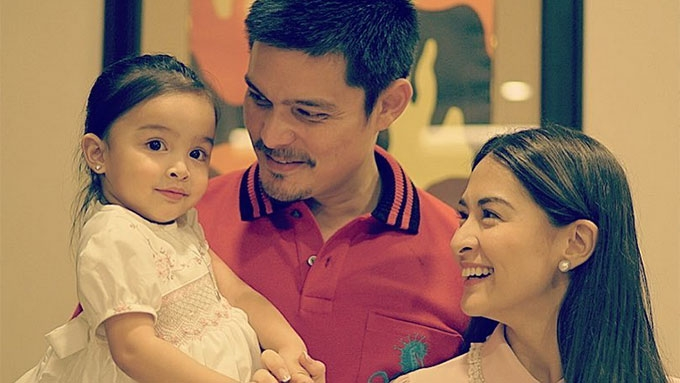 Marian and Dingdong amazed by Zia's new skill