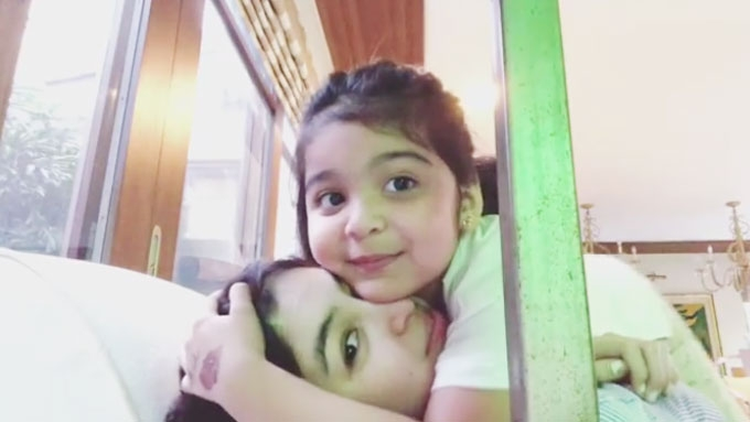Julia and Dani Barretto post photo, video with baby sister