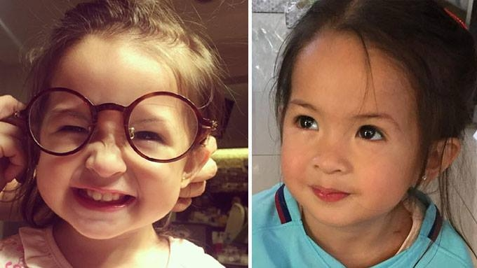 Luna Agoncillo charms with funniest facial expressions
