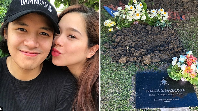 Saab Magalona heartbroken after losing one of her twins