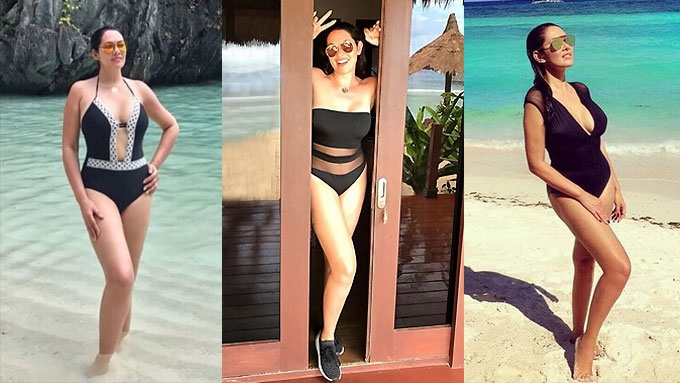 Ruffa loses 20 lbs., thanks to her