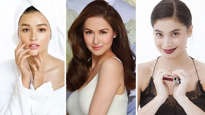 Marian Rivera, Anne Curtis, and other lady CEOs in showbiz