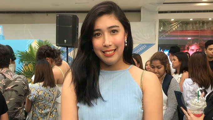 Dani Barretto is extra protective of her baby sister