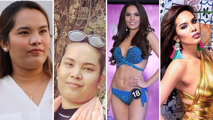 Rosantonette Mendoza's transformation from