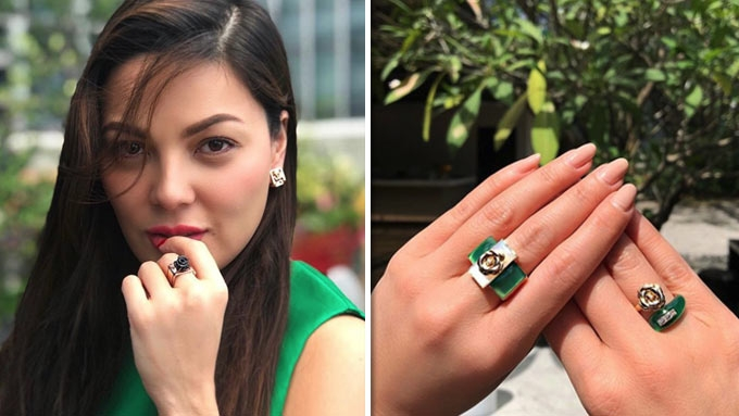 A peek into KC Concepcion's exclusive jewelry line