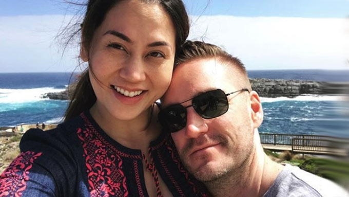 Cristalle Belo and Justin Pitt are expecting!