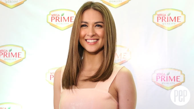 The reason Marian Rivera has been working out
