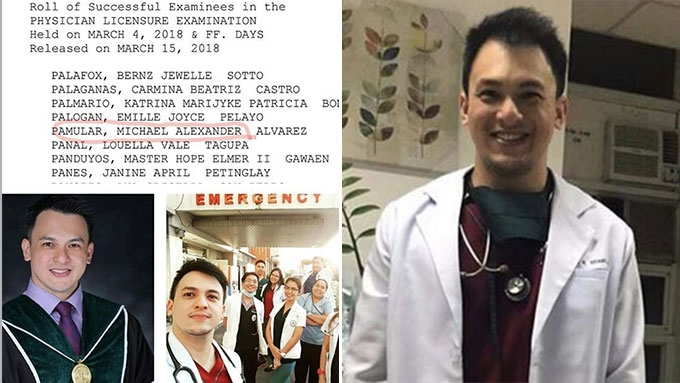 Former <em>Meteor Garden</em> singer is now a licensed doctor