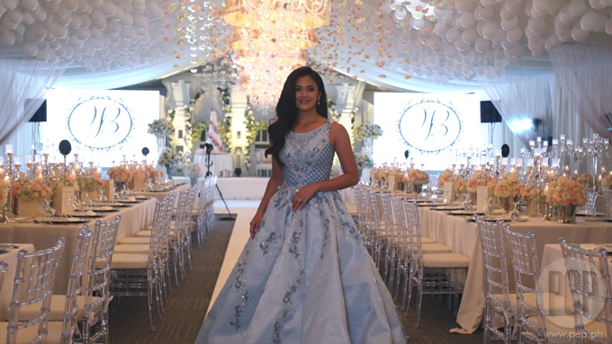 Bianca Umali's grand entrance, gowns, and debut highlights