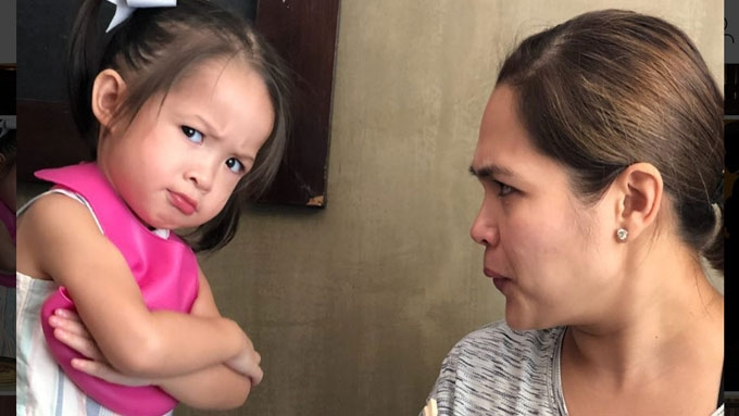 Why we'd love our kid to be like Luna Agoncillo