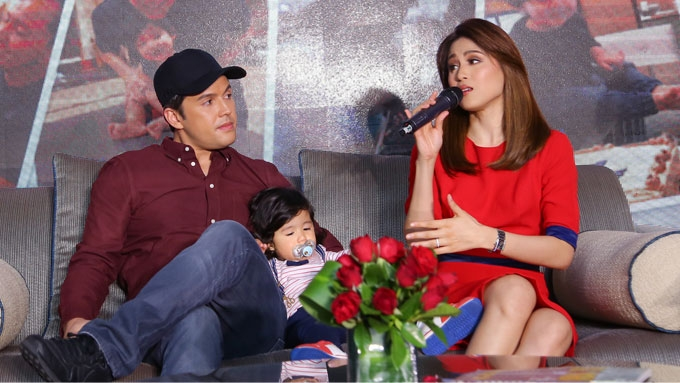 The funny ways Toni Gonzaga describes Baby Seve