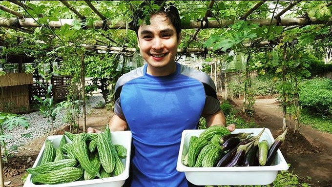 These celebrities have their own farm and garden