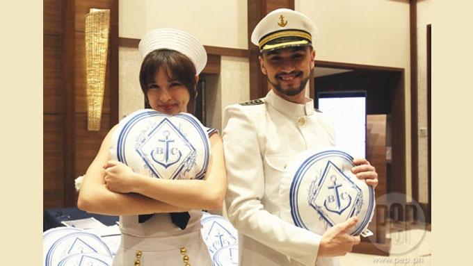 <strong>IN PHOTOS:</strong> Coleen's nautical-themed Despedida de Soltera
