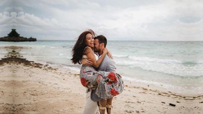 Rachelle Ann Go marries the man she prayed for