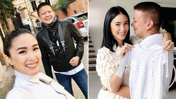 Heart reveals how her pregnancy changed Sen. Chiz