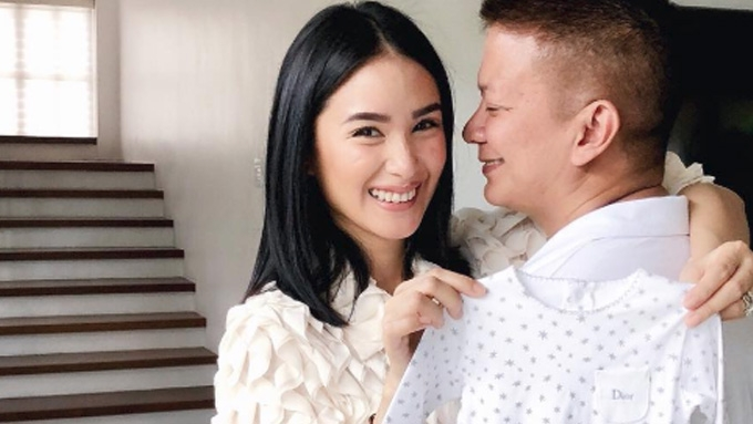Heart's baby will be wearing P18k pajamas