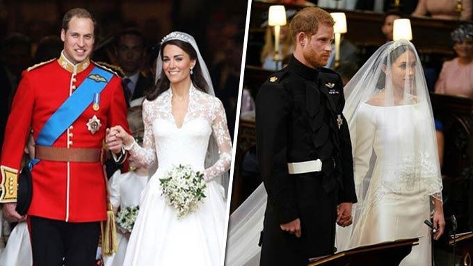 Kate Middleton, Meghan Markle redefine royal bridal chic