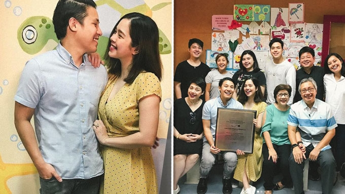Saab Magalona, Jim Bacarro honor daughter with memorial fund